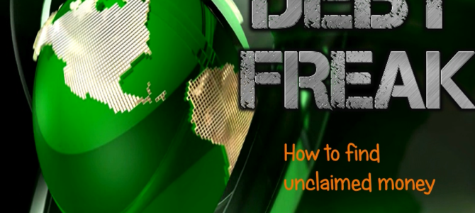 How to find unclaimed money