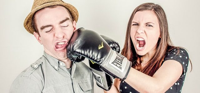 No. 1 reason couples fight